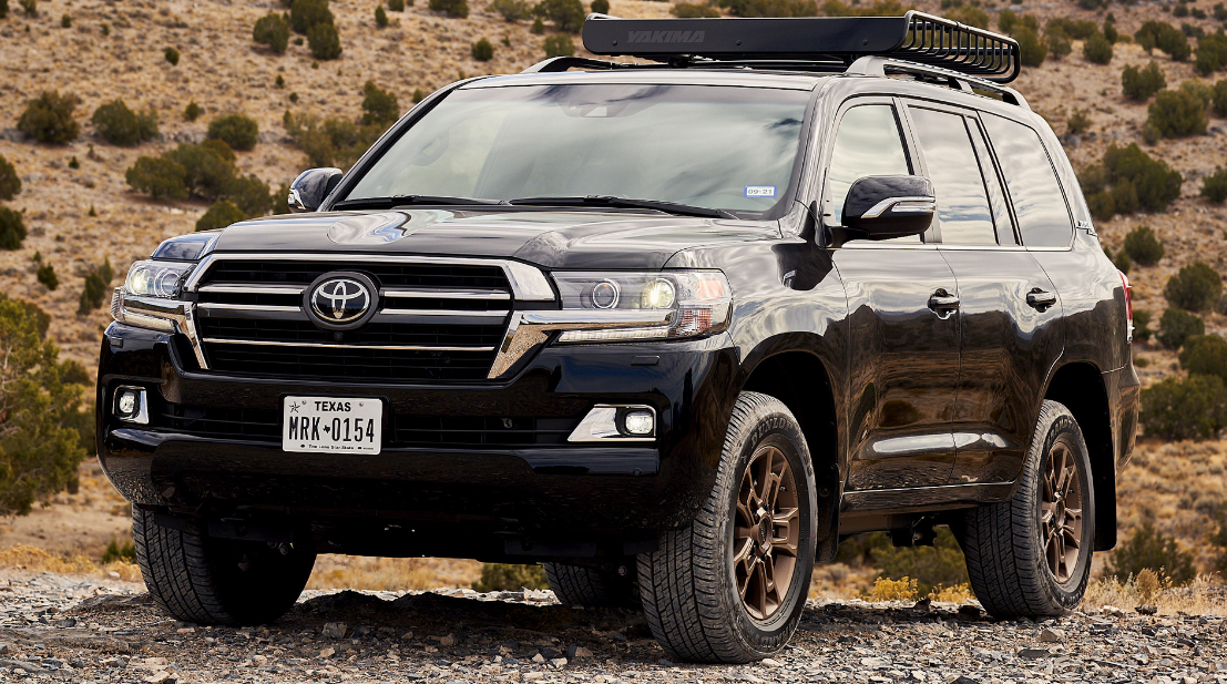 New 2022 Toyota Land Cruiser Price, Redesign, Release Date ...
