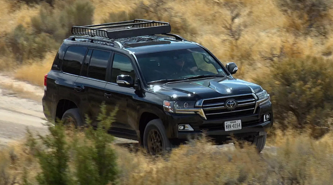 New 2022 Toyota Land Cruiser Redesign, Release Date ...